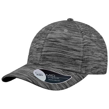 Grey Melange - A1450 Mash-Up Cap - Atlantis Headwear