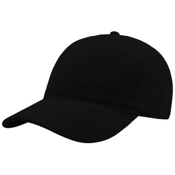 Black - A1850 Creep Corduroy - Atlantis Headwear