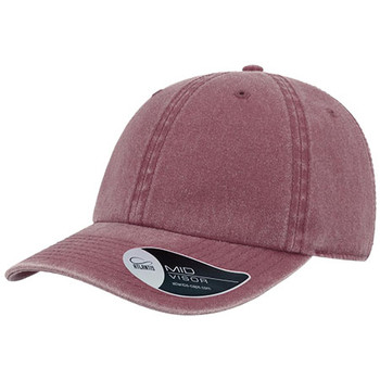 Burgundy - A1870 Digg Cap - Atlantis Headwear