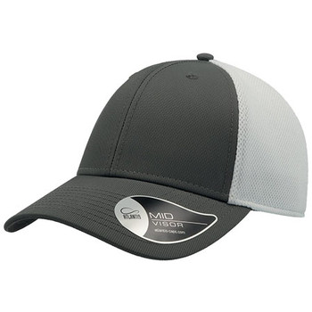 Grey-White - A2050 Campus Cap - Atlantis Headwear