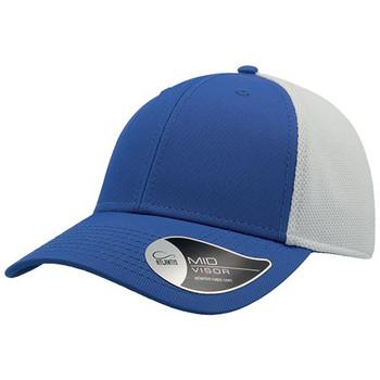 Royal-White - A2050 Campus Cap - Atlantis Headwear