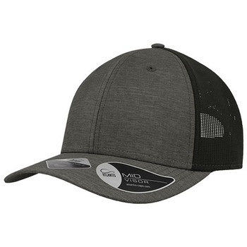 Dark Grey Melange - A2250 Whippy Cap - Atlantis Headwear