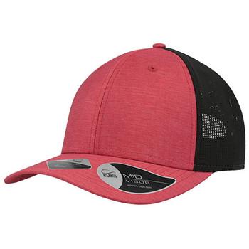 Red Melange - A2250 Whippy Cap - Atlantis Headwear