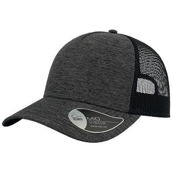 Dark Grey - A2750 Rapper Melange - Atlantis Headwear