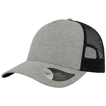 Light Grey - A2750 Rapper Melange - Atlantis Headwear