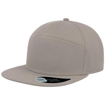 Grey - A3050 Deck Cap - Atlantis Headwear