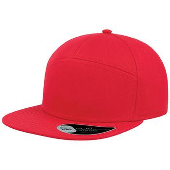 Red - A3050 Deck Cap - Atlantis Headwear
