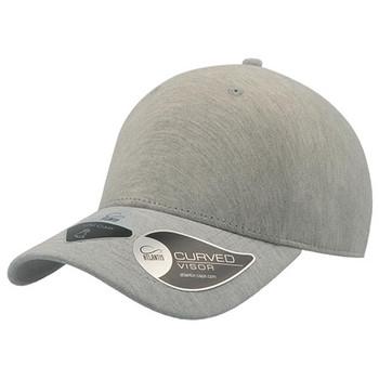 Grey - A6000 Uni-Cap Piquet - Atlantis Headwear