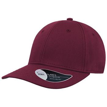 Burgundy - A6100 Pitcher Cap - Atlantis Headwear