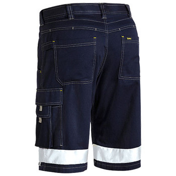BSHC1432T Taped Cool Vented Lightweight Cargo Short - Bisley
