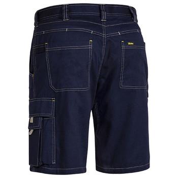 BSHC1431 Cool Vented Lightweight Cargo Shorts - Bisley