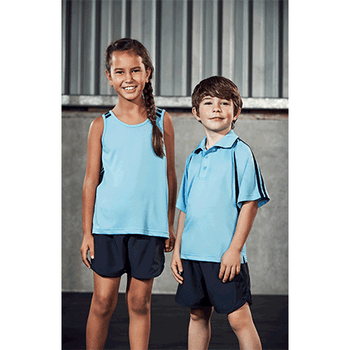 MV3111B - Kids Flash Singlet Display