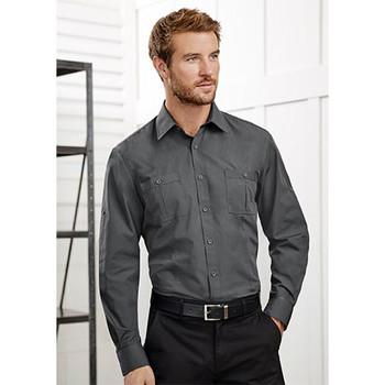S306ML - Mens Bondi Long Sleeve Shirt