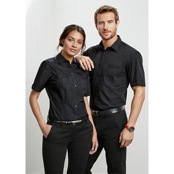 S306MS - Mens Bondi Short Sleeve Shirt