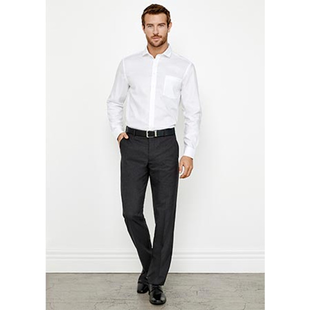 BS29210 - Mens Classic Flat Front Pant