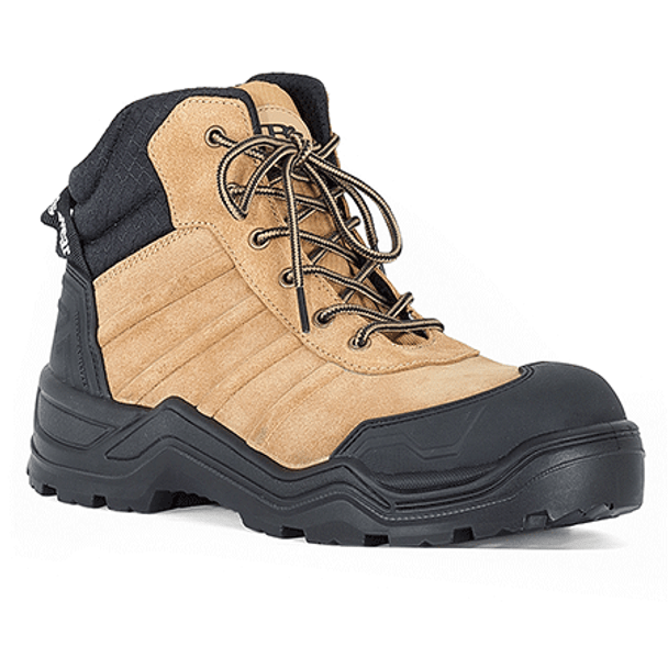 Wheat - 9H2 Quantum Sole Safety Boot - JBs Wear