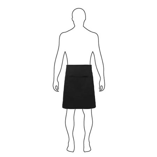 5A - Apron With Pocket - 86x50cm - Guide