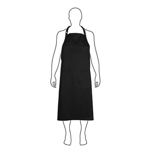 5A - Apron With Pocket - 86x93cm - Guide
