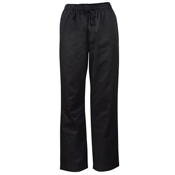 Black - CP01 Chefs Pants - Winning Spirit