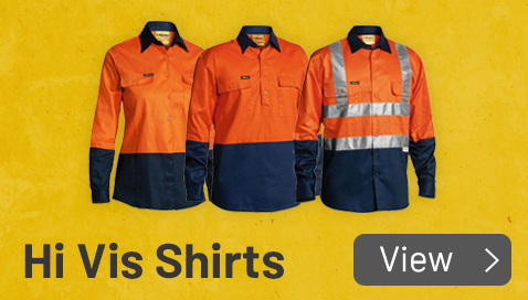 Hi Vis Shirts Category Online Workwear