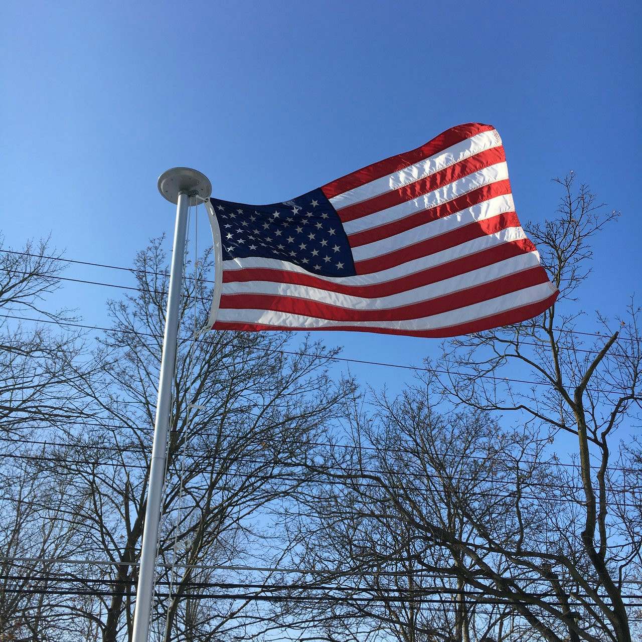 457679422ece Endura Nylon U.S. Flag 100% made in U.S.A. by Eder Flag