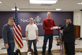 Giving back to Veterans 2019: Dog Tags New York