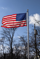 Flyin Glory Traditional Flagpole Made in USA