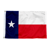 Texas State Flag-Lone Star State- Fully Sewn Nylon Made in USA