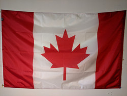 Canada Nylon official flag Made in USA