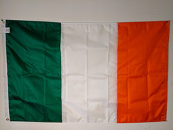 Official Flag of Ireland Made in USA