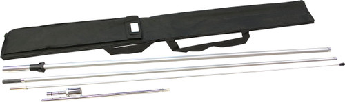 Wave Banner Pole, ground stake and care bag