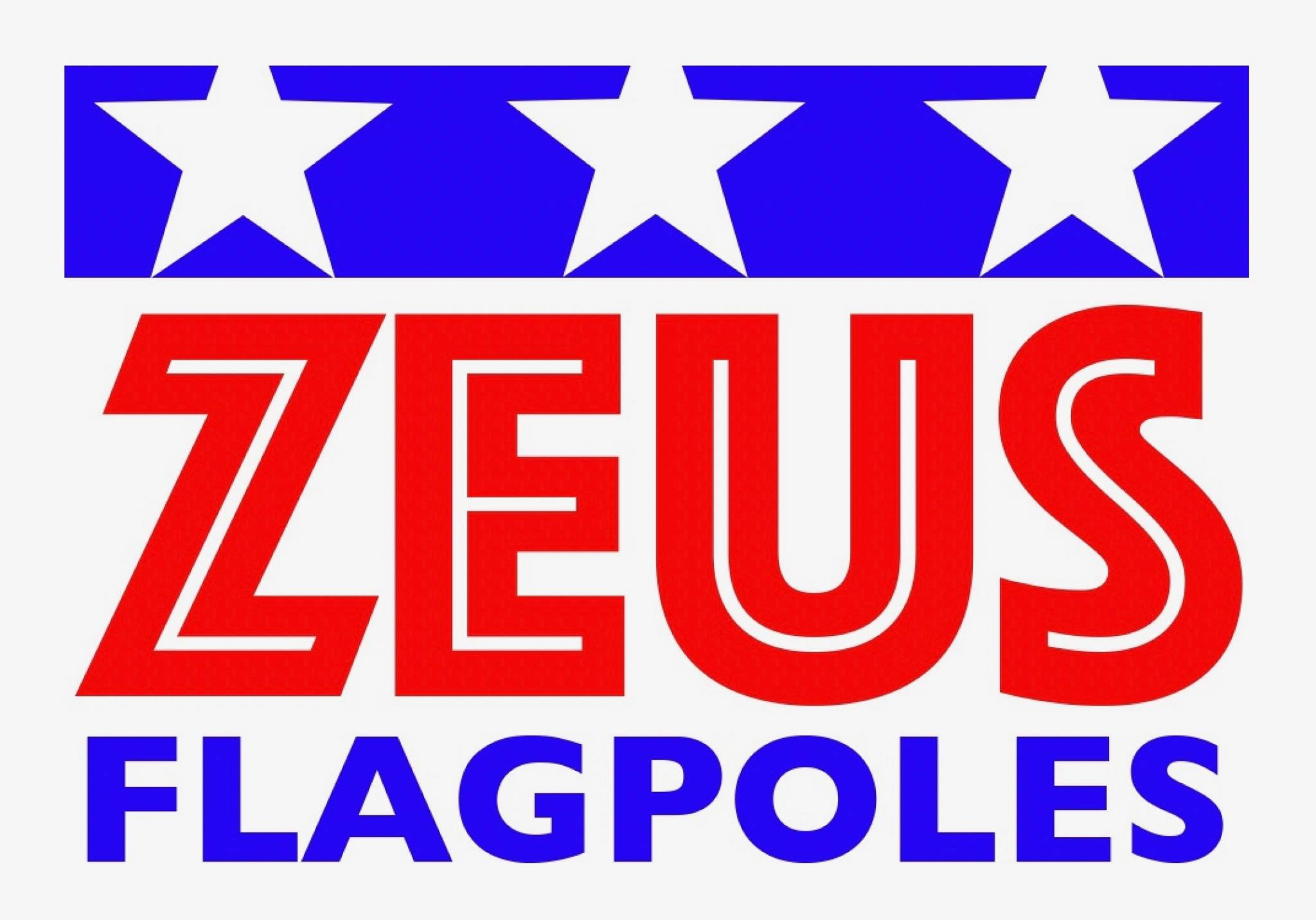 zeus flagpoles