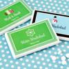 A Winter Holiday Mini Mint Favors