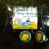 Green Jungle Hershey Kiss Pillow Pack