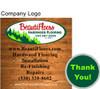Company Logo Hershey Kiss Pillow Pack