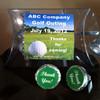 Golf Hershey Kiss Pillow Pack