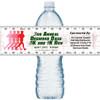 Fitness Water Bottle Labels