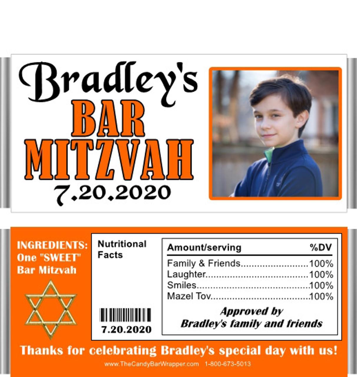 Bar Mitzvah Party Favors Bat Mitzvah Party Favors Custom Personalized Wedding Favors MINIMUM 100