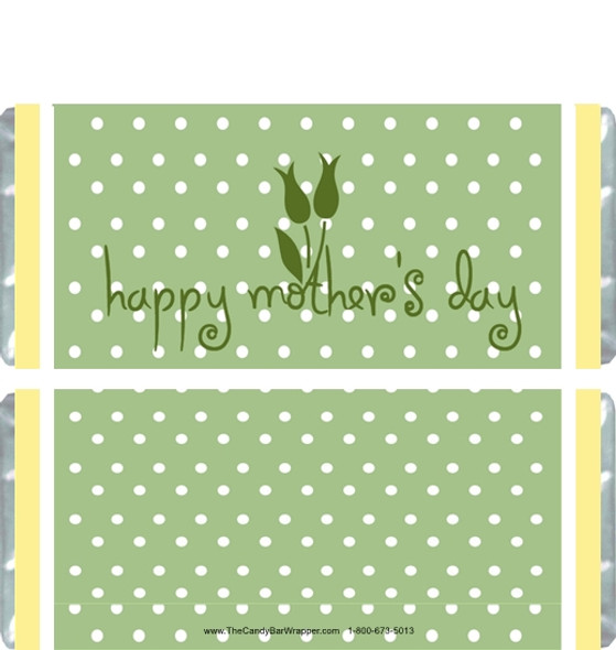 Mother's Day Candy Wrappers