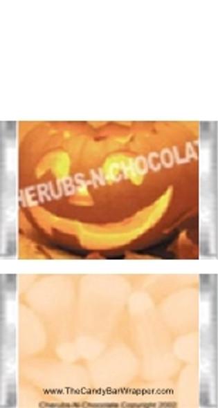 MIni Halloween Candy Bars