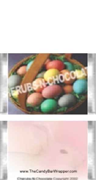 Mini Easter Candy Bars