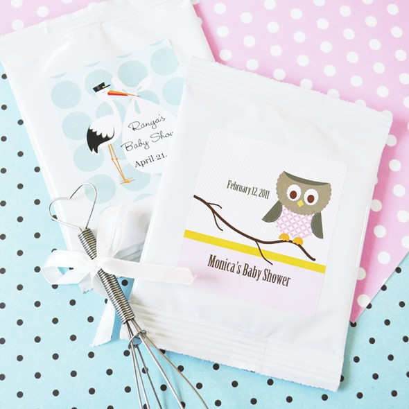 Elite Design Baby Shower Hot Cocoa Favors