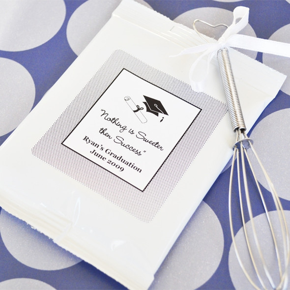 Graduation Hot Cocoa Favors