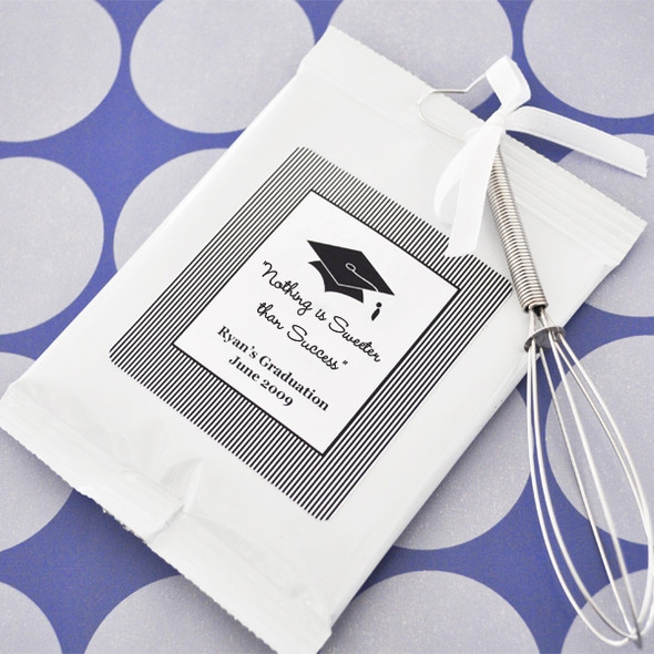 Graduation Lemonade Mix Favors