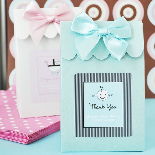 Baby Shower Sweet Shoppe Candy Boxes