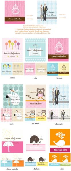 Choose a Label Design