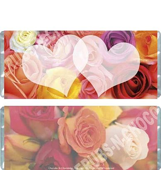 Roses Candy Wrappers