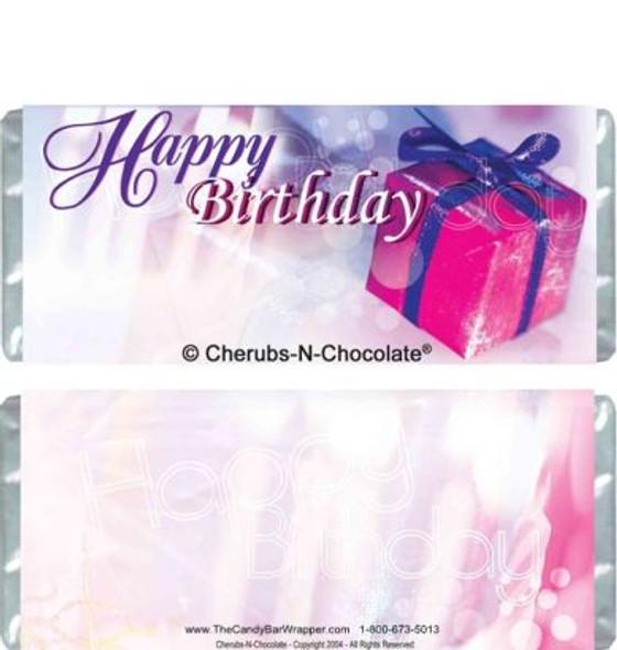 Birthday Bliss Candy Bars