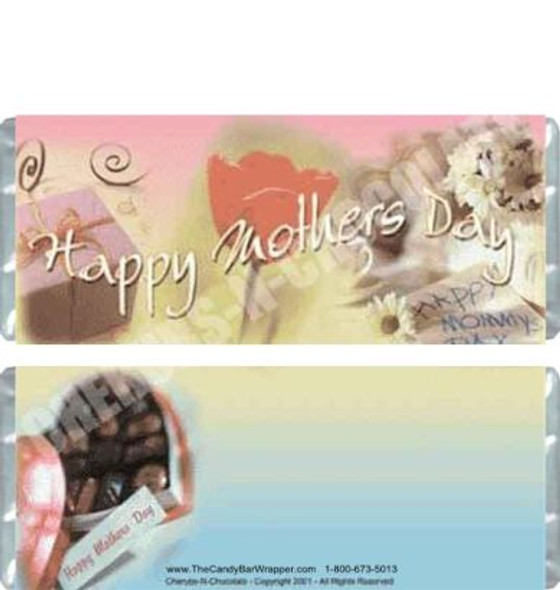 Mother's Day Candy Bars
