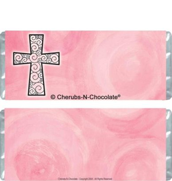 Religious Girl Candy Bars